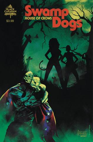 Swamp Dogs #1 (10 Copy Macello Unlock Cover)