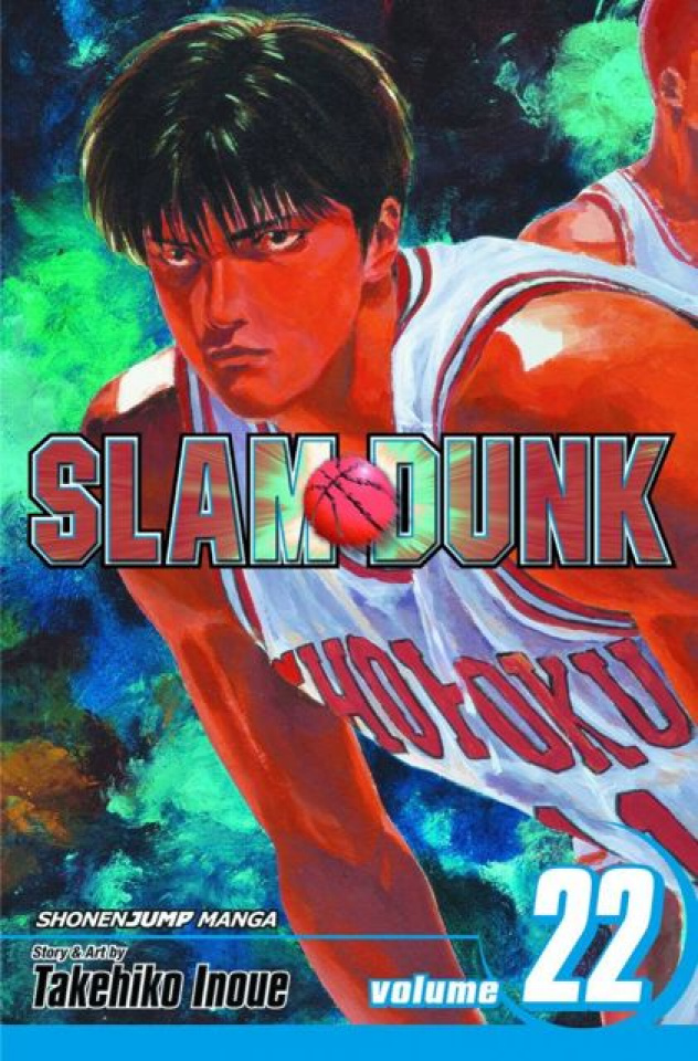 Slam Dunk Vol. 22