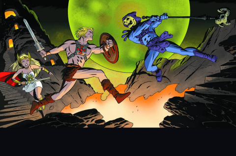 He-Man: The Eternity War #1 (Darwyn Cooke Cover)