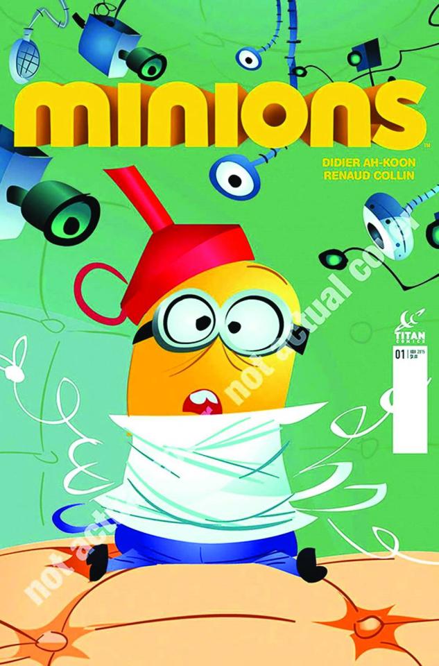 Minions #1 (2nd Printing)