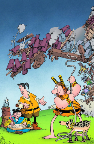 Groo: Friends and Foes #8