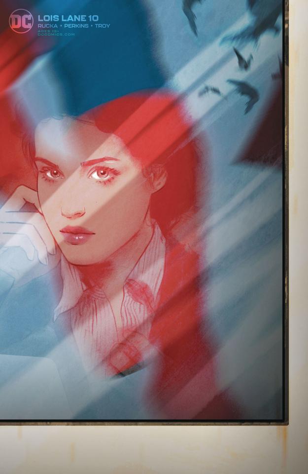 Lois Lane #10 (Tula Lotay Cover)