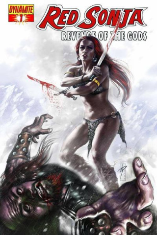 Red Sonja: Revenge of the Gods #1