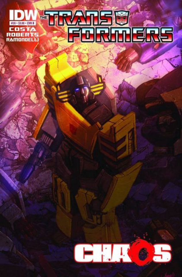 The Transformers #28