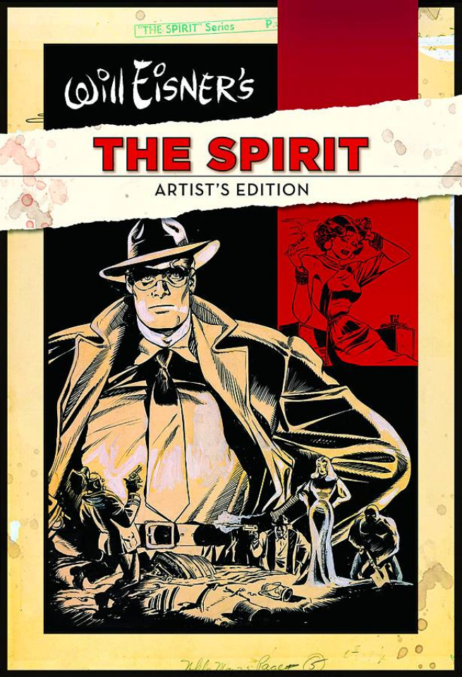 The Spirit: Artist's Edition