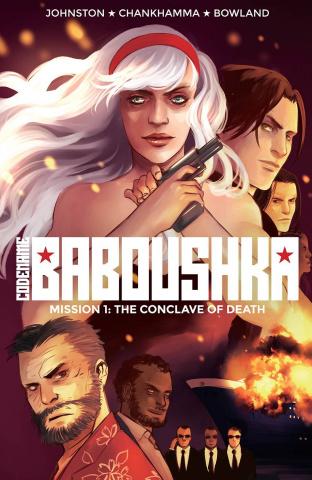 Codename Baboushka Vol. 1: Conclave of Death