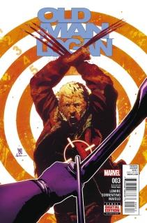 Old Man Logan #3 (Sorrentino 2nd Printing)