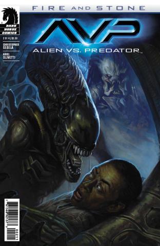 Alien vs. Predator: Fire and Stone #2