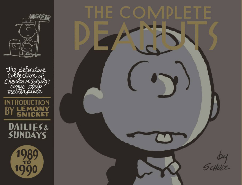 The Complete Peanuts Vol. 20: 1989-1990
