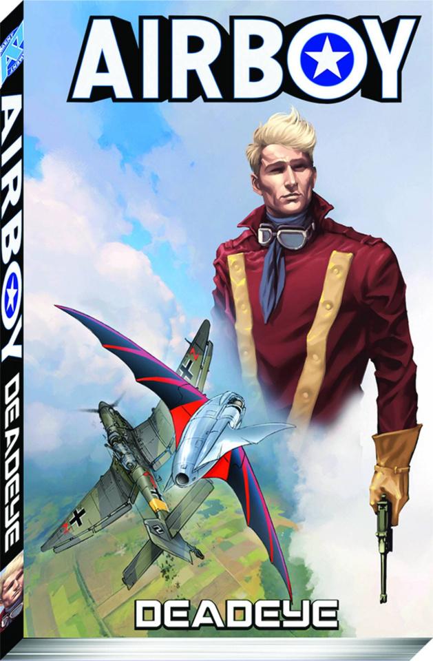 Airboy: Deadeye
