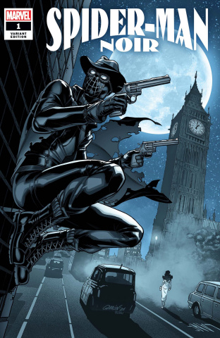 Spider-Man Noir #1 (Garron Cover)