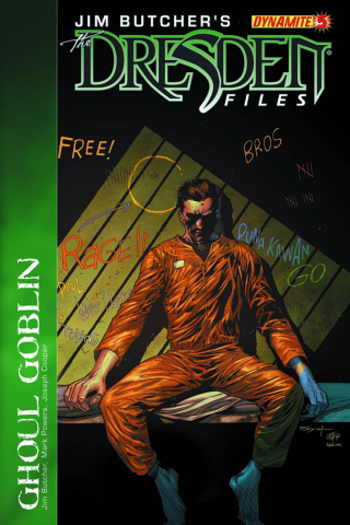 The Dresden Files: Ghoul Goblin #5