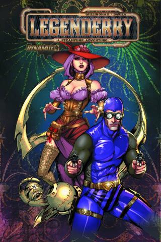 Legenderry: A Steampunk Adventure #4