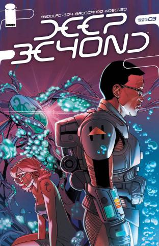 Deep Beyond #3 (Broccardo Cover)