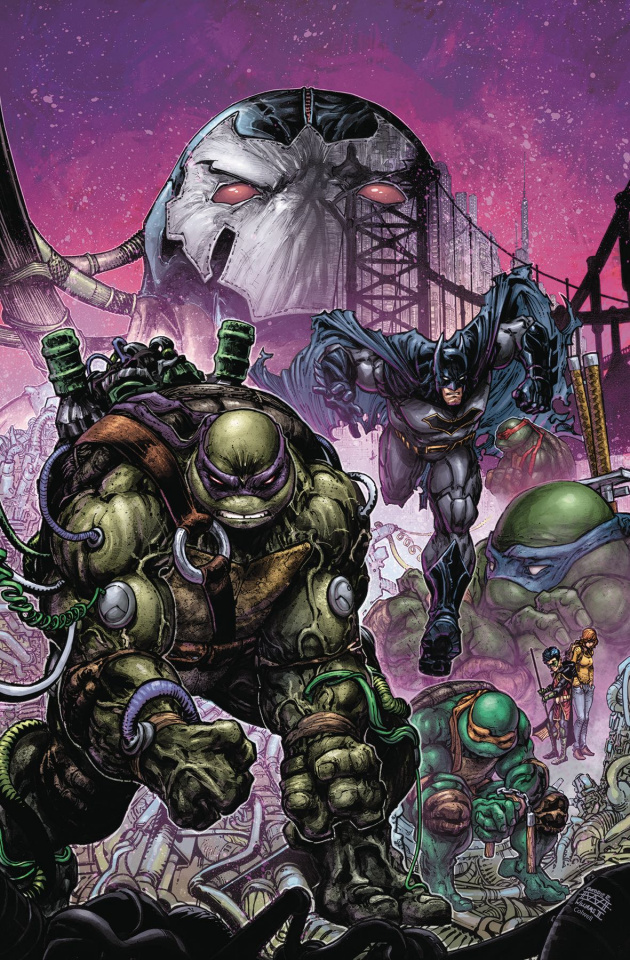 Batman / Teenage Mutant Ninja Turtles II #4