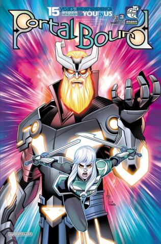 Portal Bound #3 (Arizmendi Cover)