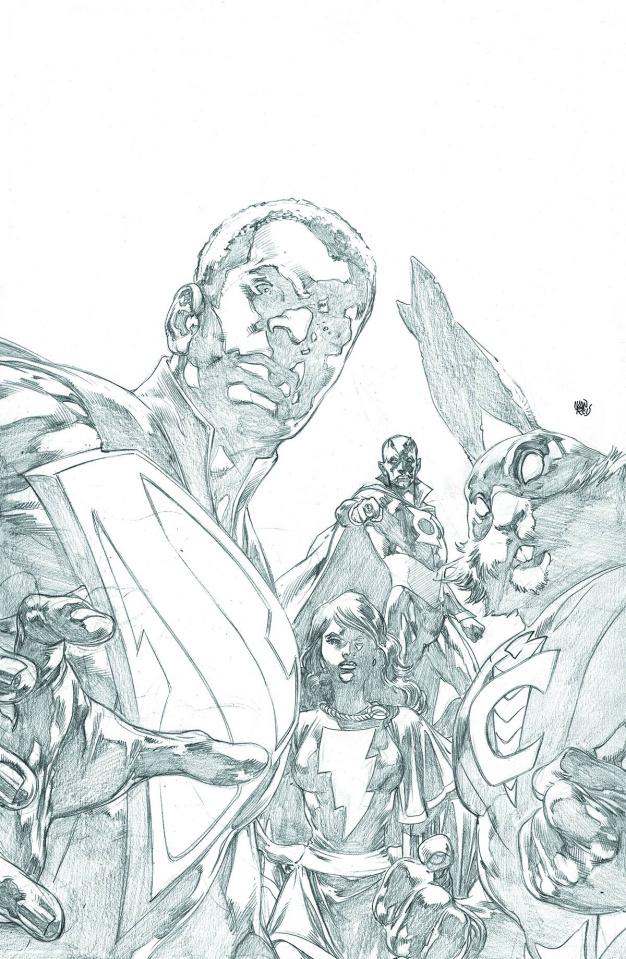 Multiversity #1 & #2: Director's Cut