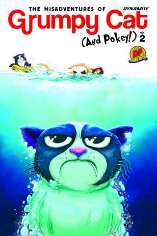 Grumpy Cat #2 (Haeser Cover)