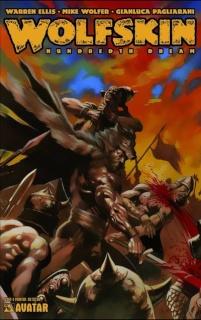 Wolfskin: Hundredth Dream #5 (Painted Cover)