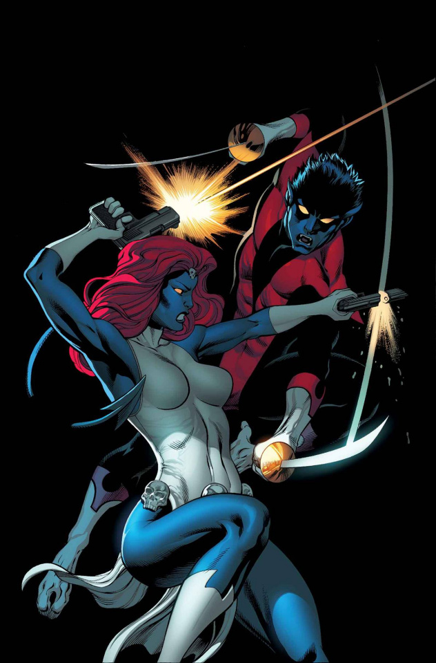 Amazing X-Men #6