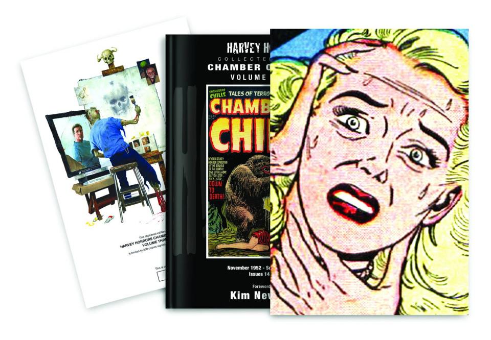 Harvey Horrors: Chamber of Chills Vol. 3