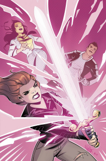 Mighty Morphin' Power Rangers: Pink #6