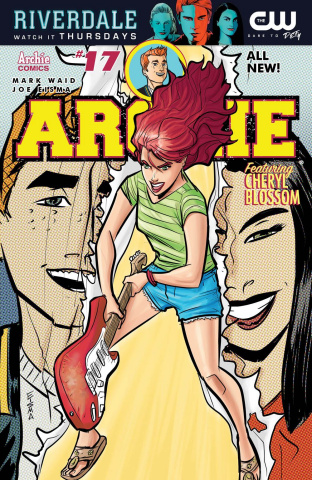Archie #17 (Joe Eisma Cover)