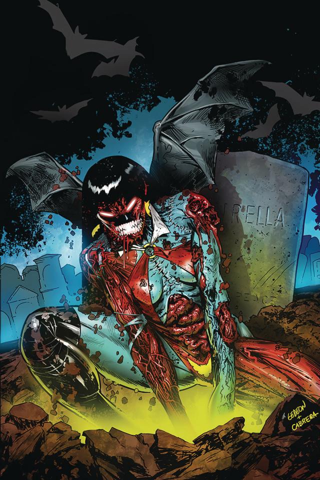 Vampirella #9 (Gedeon Zombie Virgin Cover)