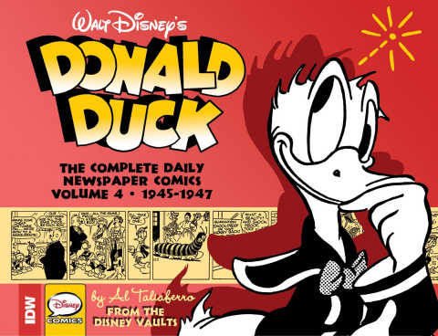 Donald Duck: The Complete Newspaper Comics Vol. 4