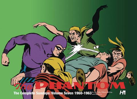 The Phantom: The Complete Sundays Vol. 7: 1960 -1961