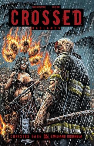 Crossed: Badlands #99 (Torture Cover)