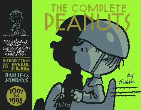 The Complete Peanuts Vol. 24: 1997-1998