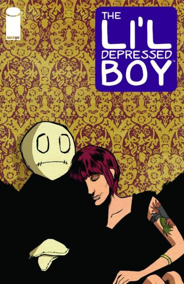 The Li'l Depressed Boy #4