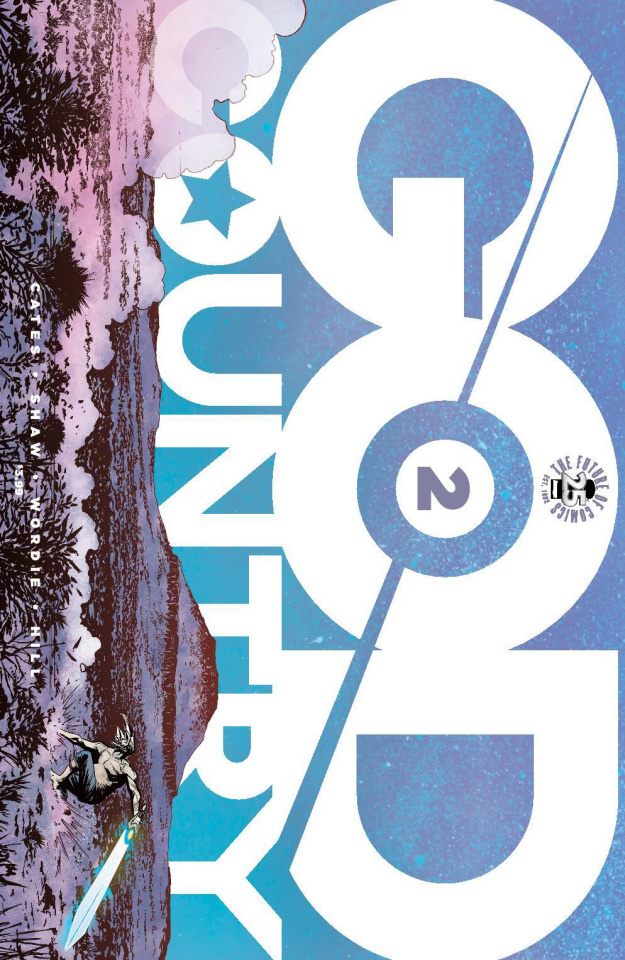 God Country #2 (2nd Printing)