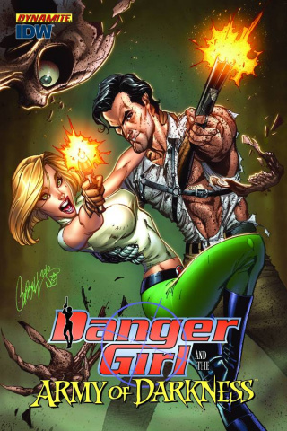Danger Girl/Army of Darkness