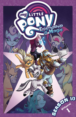 My Little Pony: Friendship Is Magic, Season 10 Vol. 1