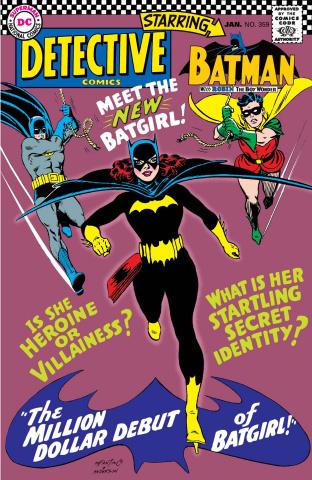 Detective Comics #359 (Facsimile Edition)