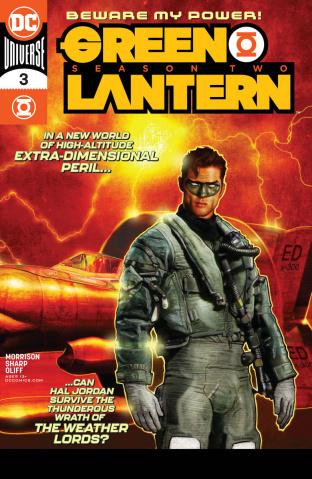 Green Lantern, Season 2 #3