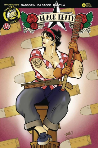 Black Betty #4 (Cicconi Cover)