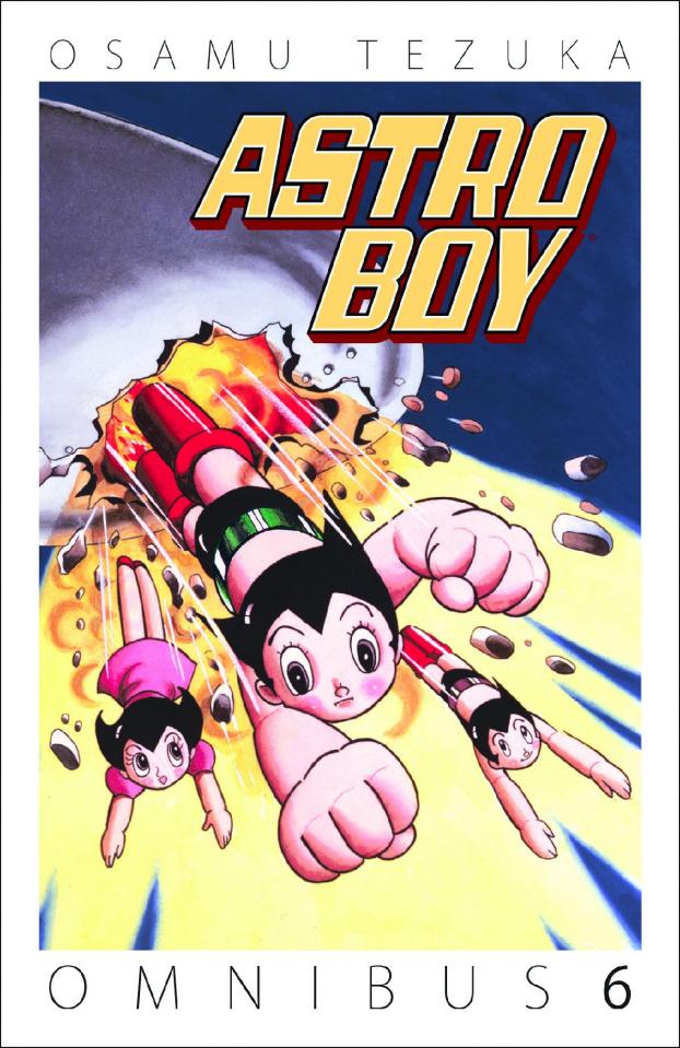Astro Boy Vol. 6 (Omnibus)