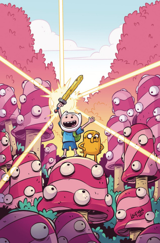 Adventure Time Comics #18