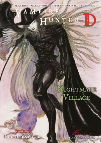 Vampire Hunter D Vol. 27: Nightmare Village
