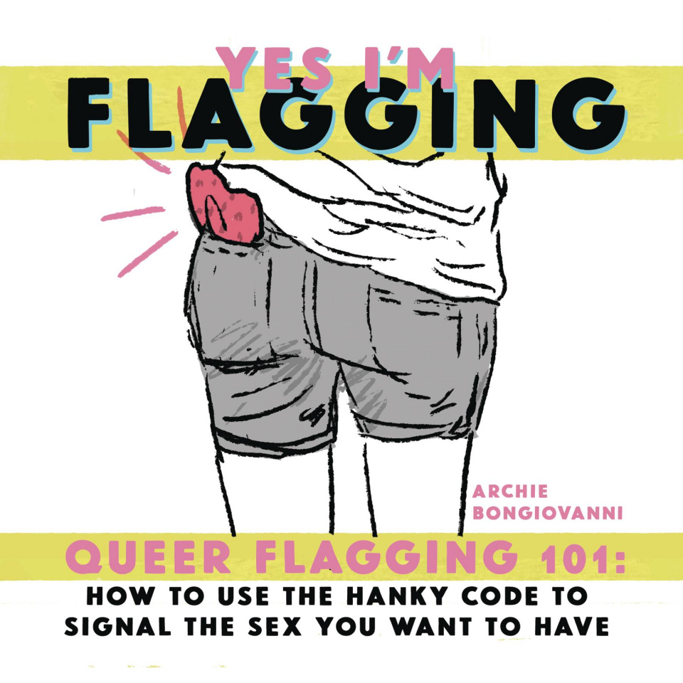 Yes I'm Flagging: Queer Hanky Code 101