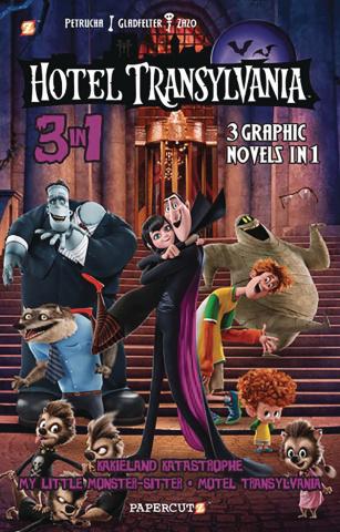 Hotel Transylvania Vol. 1 (3-in-1 Edition)