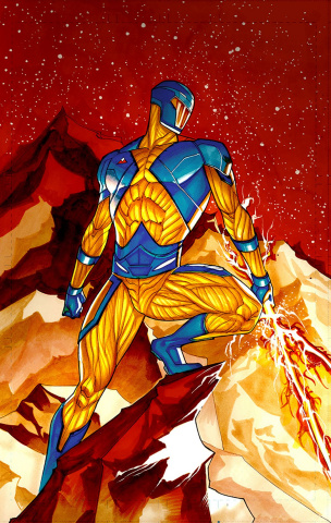 X-O Manowar #48 (20 Copy Silas Cover)