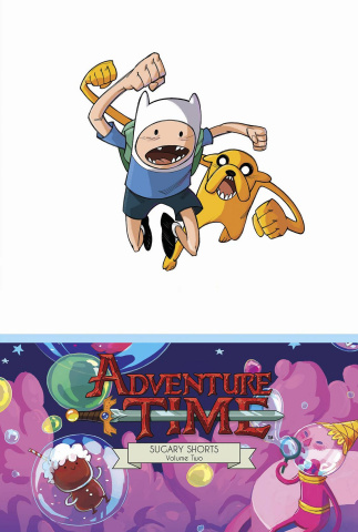 Adventure Time: Sugary Shorts Vol. 2