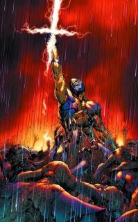 X-O Manowar #13