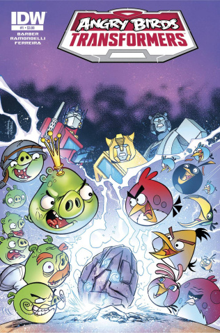 Angry Birds / Transformers #1