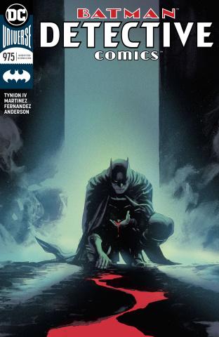 Detective Comics #975 (Variant Cover)