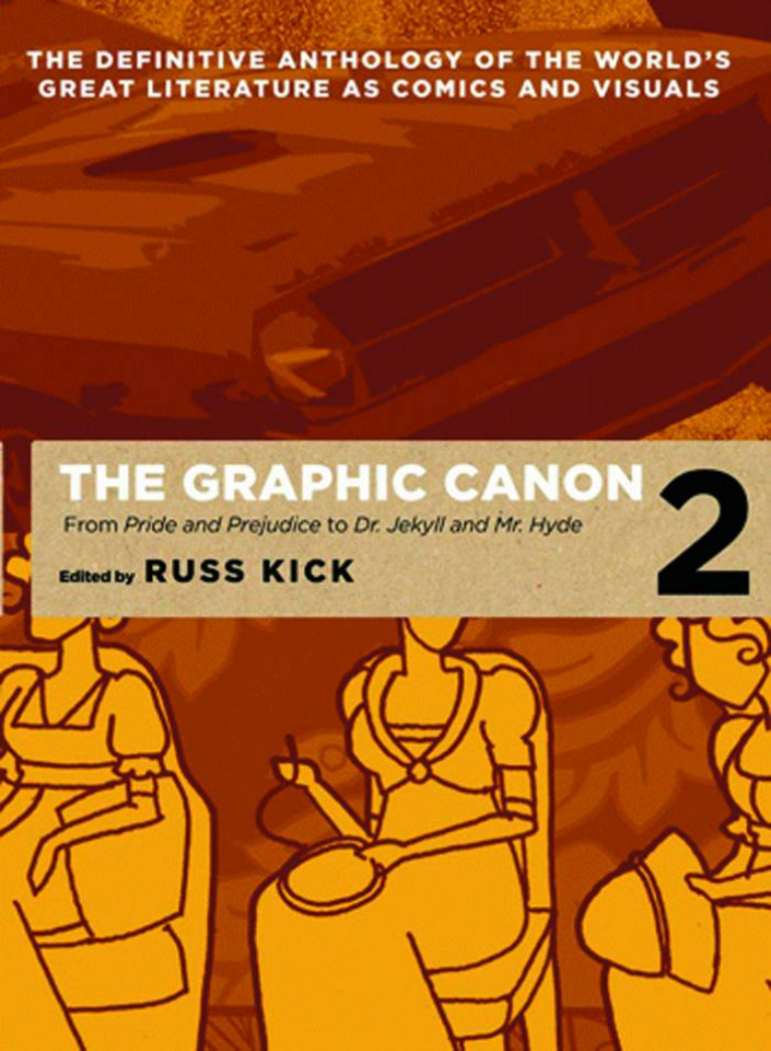 The Graphic Canon Vol. 2